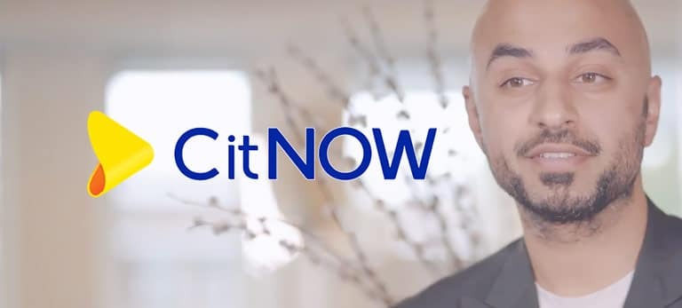CitNow, eloomi customer, LMS, learning solution