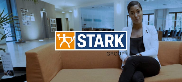 Stark Group, eloomi customer, learning and development solution, LMS